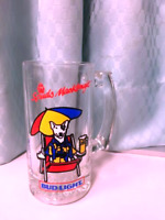 Vintage 1987 Bud Light Spuds Mackenzie Glass