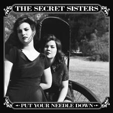 The Secret Sisters - Put Your Needle Down (NEW CD)