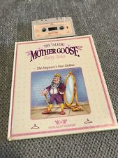 World of Wonder-  Talking Mother Goose - The Emperor's New Clothes Book And Tape