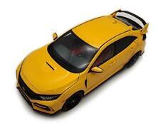 1:18 LCD MODELS Honda Civic Type-R Yellow 2020 LCD18005B-YE