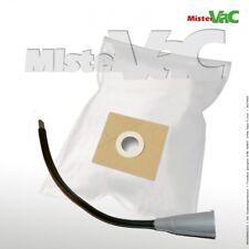 10x Staubsaugerbeutel + Flexdüse geeignet Silvercrest SBS 1400 A1