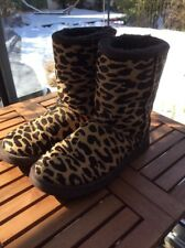 UGG ORIGINAL Boots, Fell Leoprint, Gr. 37, Tiptop😍