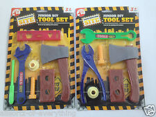 PLAY TOY TOOL SET CHILDRENS BOY GIRL DIY TOOL KIT Like Dad