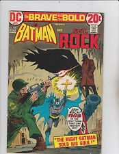 DC Comics! Brave and the Bold! Issue 108!