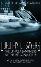 The Unpleasantness at the Bellona Club by Dorothy L. Sayers, Book, New Paperback
