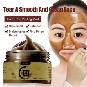120ml Blackhead Acne Face Mask Remover Peel Off Pore Cleansing Whitening