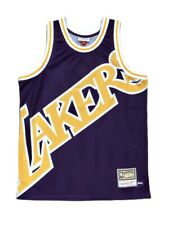 Los Angeles Lakers Big Face Mitchell & Ness Jersey