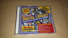 Digital Library DVD  - 50 Volume Reference Library