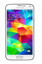 Unlocked Samsung Galaxy S5 SM-G900A 16GB 4G LTE White AT&T Phone