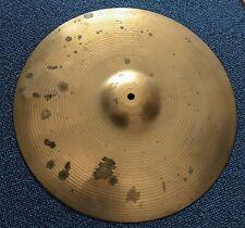 """Paiste 14"""" Super Formula 602 Cymbal Vintage Becken RAR"""