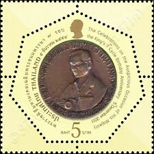 84th Birthday King Bhumibol (II) -(I)- (MNH)