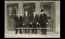 Harley Davidson Founders PHOTO Davidson Bros  + William Harley,Motorcycle Genius