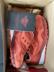 Saucony x Premier Shadow 6000Size 10.5 Life on Mars 70148-2 Red Size END Solebox