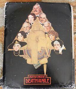 DEATH ON THE NILE MOVIE PRESS KIT PHOTOS