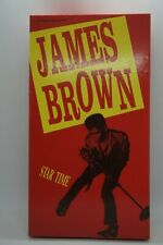 James Brown - Star TIme - 4 CD BOX SET  (The Godfather of Soul)
