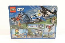 Lego City Sky Police Drone Chase Building Set 60207