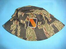 VIETNAM WAR 5th  SPECIAL FORCES STRIPE BOONIE HAT