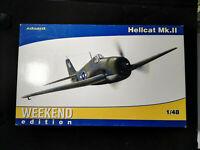 Hellcat Mk. II, Eduard Weekend Edition, Scale:1/48, Kit 84134
