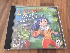 "Dreamcast:     LEONA'S ""TRICKY ADVENTURES""       PAL US"