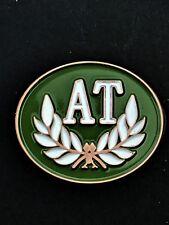 Infantry Anti Tank Skill Lapel Pin (AT)