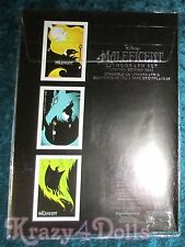 Disney Maleficent film designer movie doll Collection Lithographs LE 3000 NEW!
