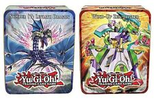 Yugioh 2011 Number 17: Leviath Dragon + Wind-Up Zenmaister Tin Set of 2