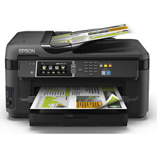 Epson Workforce WF-7610DWF A3+ Colour Multifunction Inkjet Printer