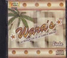 Waras La Revelacion de La Cumbia Andina CD New Nuevo Abierto