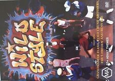 Wild Style DVD, Region 4 (STOMP Edition) Hip Hop Classic (Grand master flash)