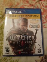 The Witcher 3: Wild Hunt Complete Edition  PS4 ~ Same Day Shipping read Below