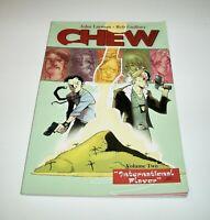 Chew: International Flavor Vol. 2 Image Comics Trade Paperback