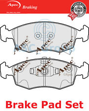 Apec Front Brake Pads Set OE Quality Replacement PAD1871