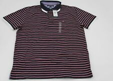 MEN'S CLASSIC FIT ESSENTIAL STRIPE POLO by TOMMY HILFIGER