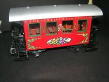 LGB G Scale Early Christmas Coach