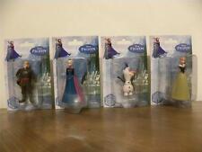 Disney Frozen NIP Figurine Set Elsa Anna Olaf and Kristoff