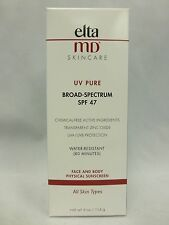 EltaMD Skincare UV Pure Broad-Spectrum SPF47 - 4 OZ *NEW*