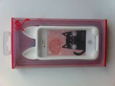 NEW - iPhone 4 4S KOKO CAT Case Cover Soft Silicone Rubber - Retail pack