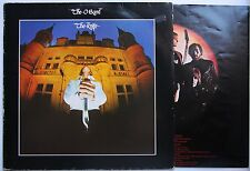 The O Band the knife FRENCH 1977 LP + innerbag a band called O