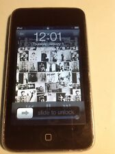 Apple iPod touch 2nd Generation Black 8 Gb