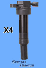 4 Direct Ignition Coils  REPLACE OEM# 273002E000 for Hyundai Kia 1.8 2.0L CANADA