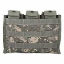 US Military Molle Triple Mag Pouch, ACU Digital, 8465-01-525-0598 Free Shipping