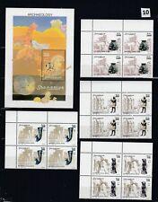 KZ SOMALIA - MNH - NATURE - ARCHEOLOGY - ART - 2001