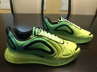 New Nike Air Max 720 Volt Green Sneaker Shoes Size US 11