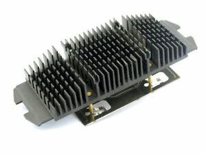 Intel Pentium Slot 1 SECC2 CPU Cooling Heat Sink Processor 137x48x22