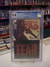 WALKING DEAD #101 (Image Comics, 2012) CGC Graded 9.8 ~ WHITE Pages