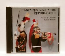 MILITARY AND CAVALRY OF THE FRENCH REPUBLICAN GUARD - AUVIDIS CD NM