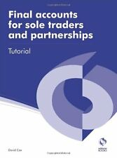 Final Accounts for Sole Traders and Partnerships Tutorial (AAT Accounting - Le,