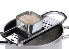 Macchina per Spatzle Eva Gnocchi Gnocchetti Grattugia acciaio Inox Cm 32 - Rotex