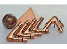 Pyramid connector kit With Orgonite Ball  M type 1/2 inch(Giza)
