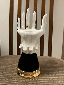2021 Bath & Body Works Halloween Skeleton Hand 1 Wick Candle Holder NEW Lot#1